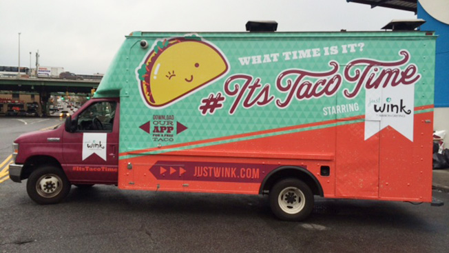 American greetings apple watch app features an emoji like taco adweek company winks at smartwatch users m4hsunfo
