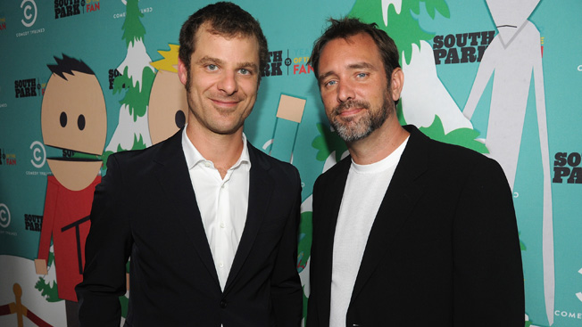 South Park's Trey Parker and Matt Stone Sign Lucrative