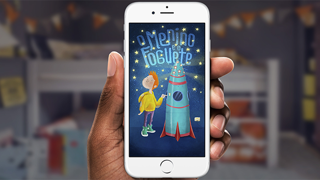 Creatives Turn Smartphones Into Interactive Books During