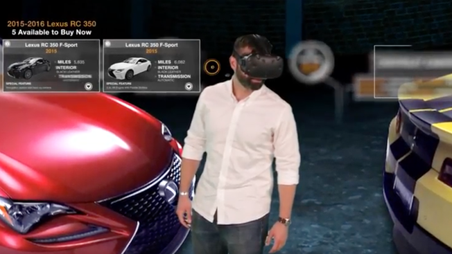 Vroom Is Debuting a Virtual Reality Showroom for Buying Cars ...