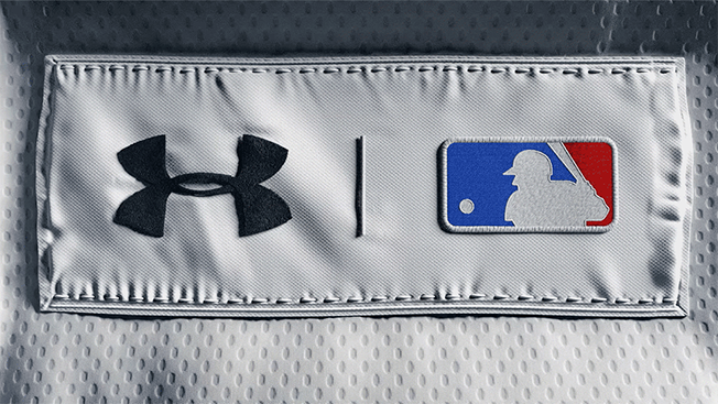 more photos 9cb98 59bc0 Under Armour Will Become MLB's Exclusive Uniform Provider ...