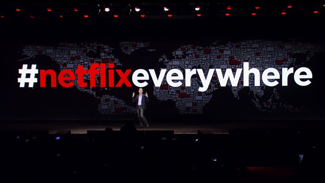 Netflix Is Now a 'Global TV Network' After Launching in 130