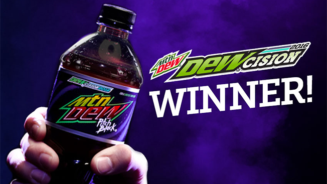 mountain dew chose its new permanent flavor by tapping into cult