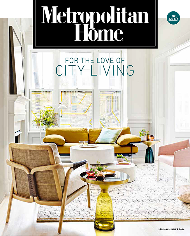 Metropolitan Home Is Headed Back to Newsstands – Adweek