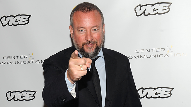 Vice's Shane Smith After 'A Few Ales' Touts Millennial Dominance at a NewFront Like None Other