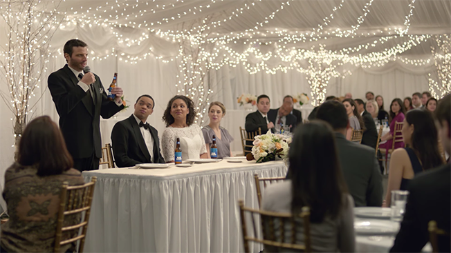 Bud light raises a beer to bromances in new famous among friends new tagline kicks off friendship focused campaign aloadofball Images