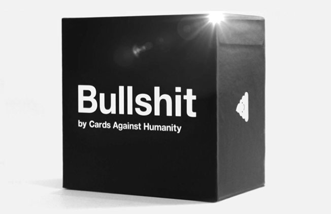 Cards Against Humanity Got 30 000 People To Buy Actual Shit For 6 A Box On Black Friday