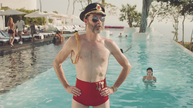 Hotels.com Recruits Captain Obvious, but Is One Gag Enough for a Campaign?