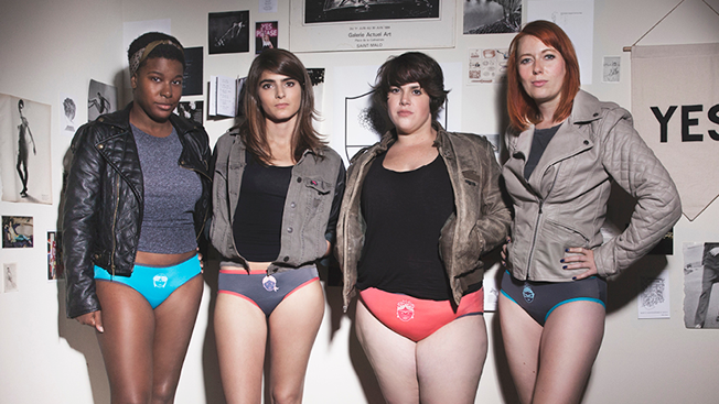 Are These Feminist Superhero Panties Empowering Or A Tiny