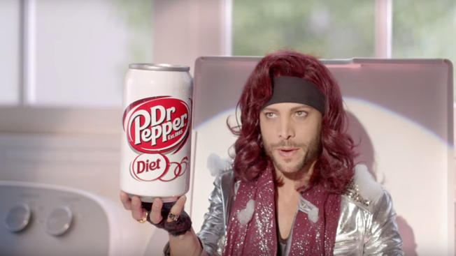 Diet Dr Pepper's Lil' Sweet Is Back, and Sweet-Talking All