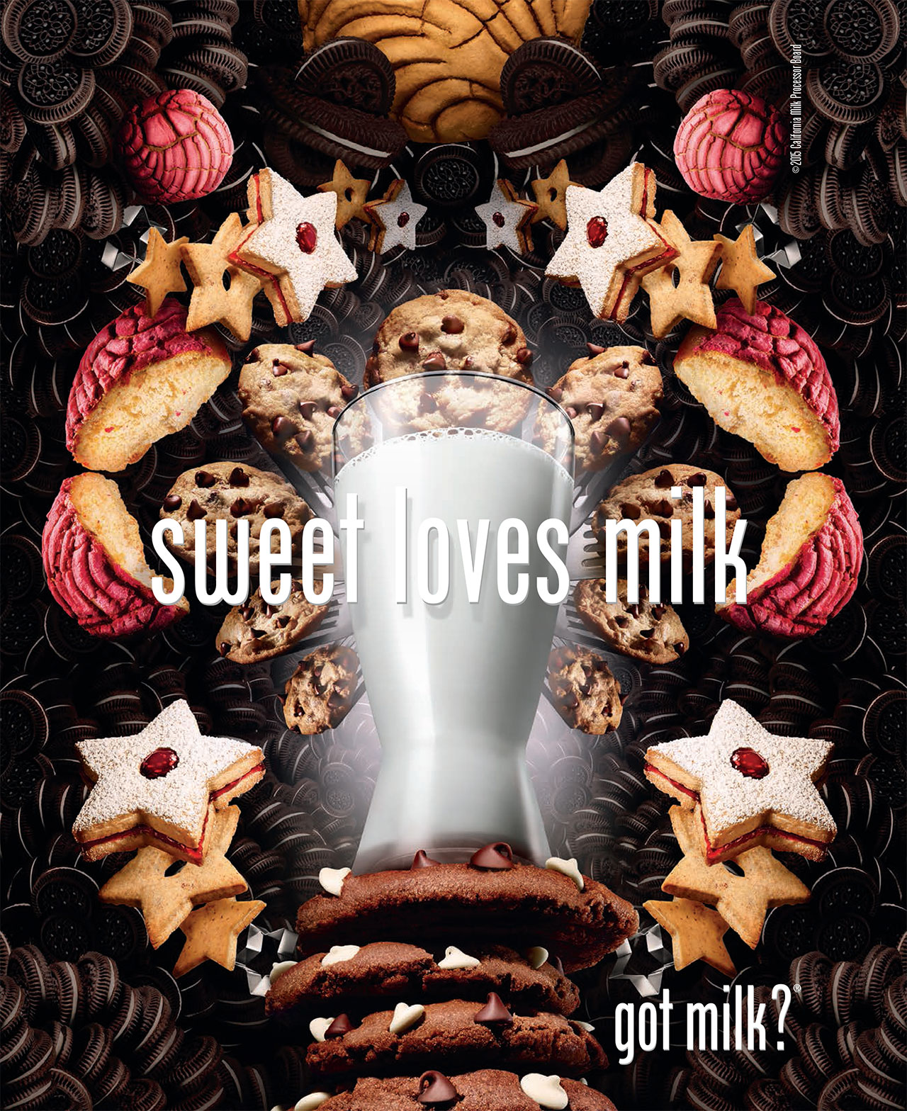 Aka Milky Love Porn got milk?' broadens its palate, pairing with sweet and spicy