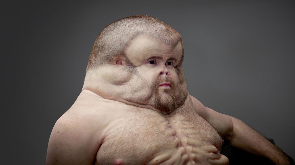 Weird Pictures Of Humans 1