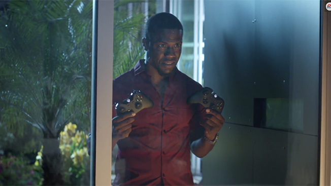 Kevin Hart Will Destroy Your Car and Haunt Your Dreams Until You Play Him at Madden