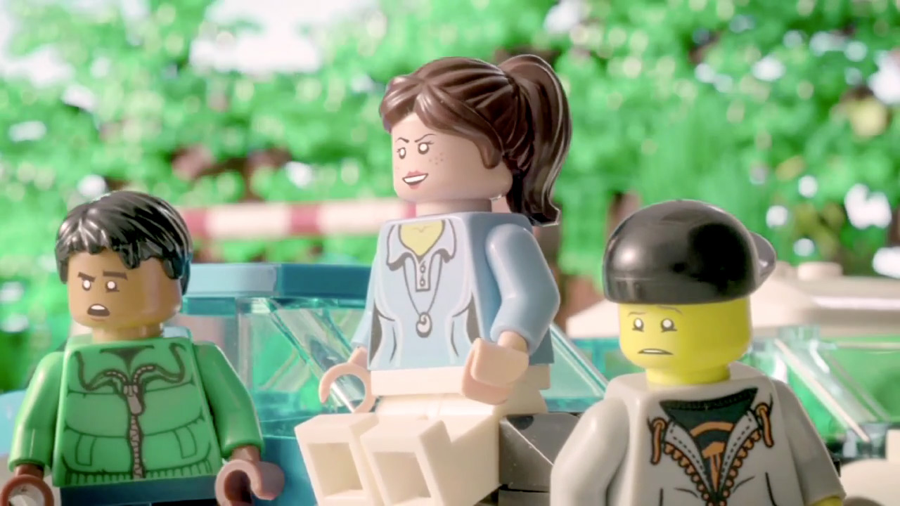 Entire Ad Break Is Made Of Lego In Delightful Stunt For Toy Company S Movie
