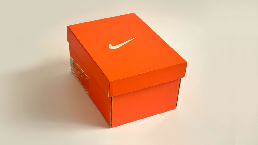 Nike Packages Ultra-Flexible Sneakers in a Tiny Shoebox 1/3 of the Regular  Size