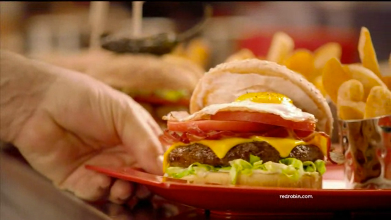 Red Robin Garden Burger