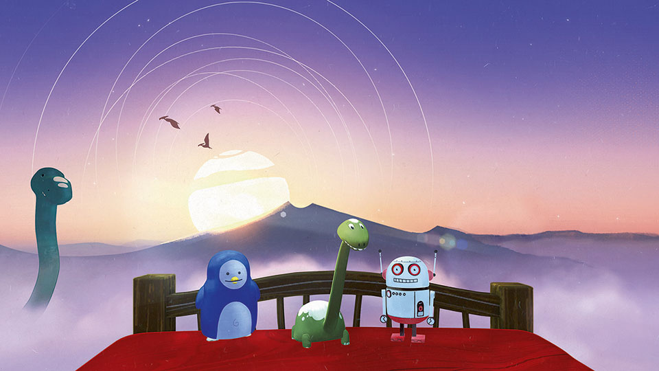 Samsung Made VR Bedtime Stories for Kids and Parents Who Can't Be