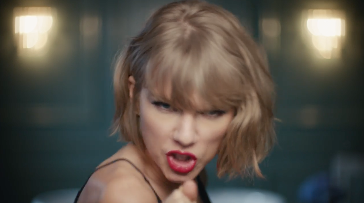 Taylor Swift Is Back And One Hell Of A Lip Syncer In Her Latest Ad For Apple Music