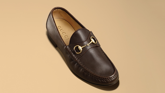 Why the Gucci Loafer Is a Shoe-In for