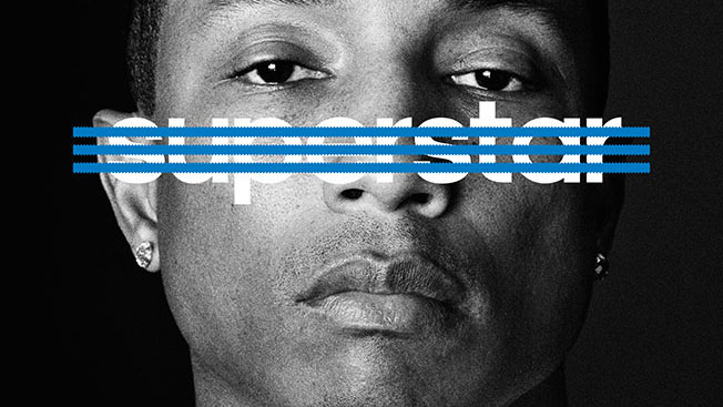 Ad Of The Day Adidas Relaunches Superstar Shoe With Non Superstars David Beckham And Pharrell