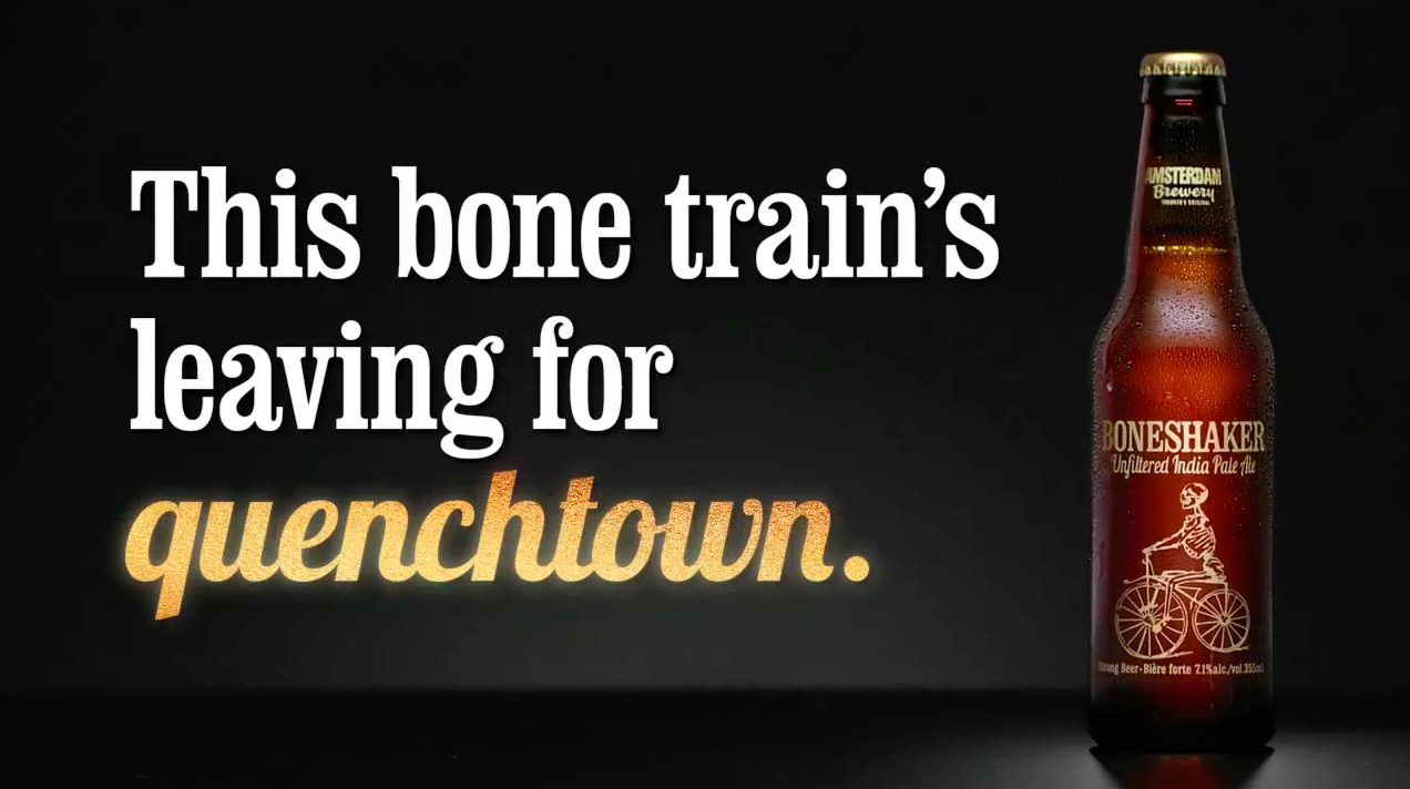 Ad of the Day: Canadian Beer Sees How Many Absurd Slogans It