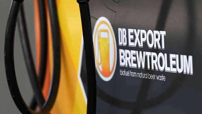 Drink Beer, Save the World! DB's 'Brewtroleum' Takes Home Cannes Outdoor Grand Prix