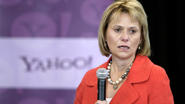Fired Yahoo CEO Carol Bartz