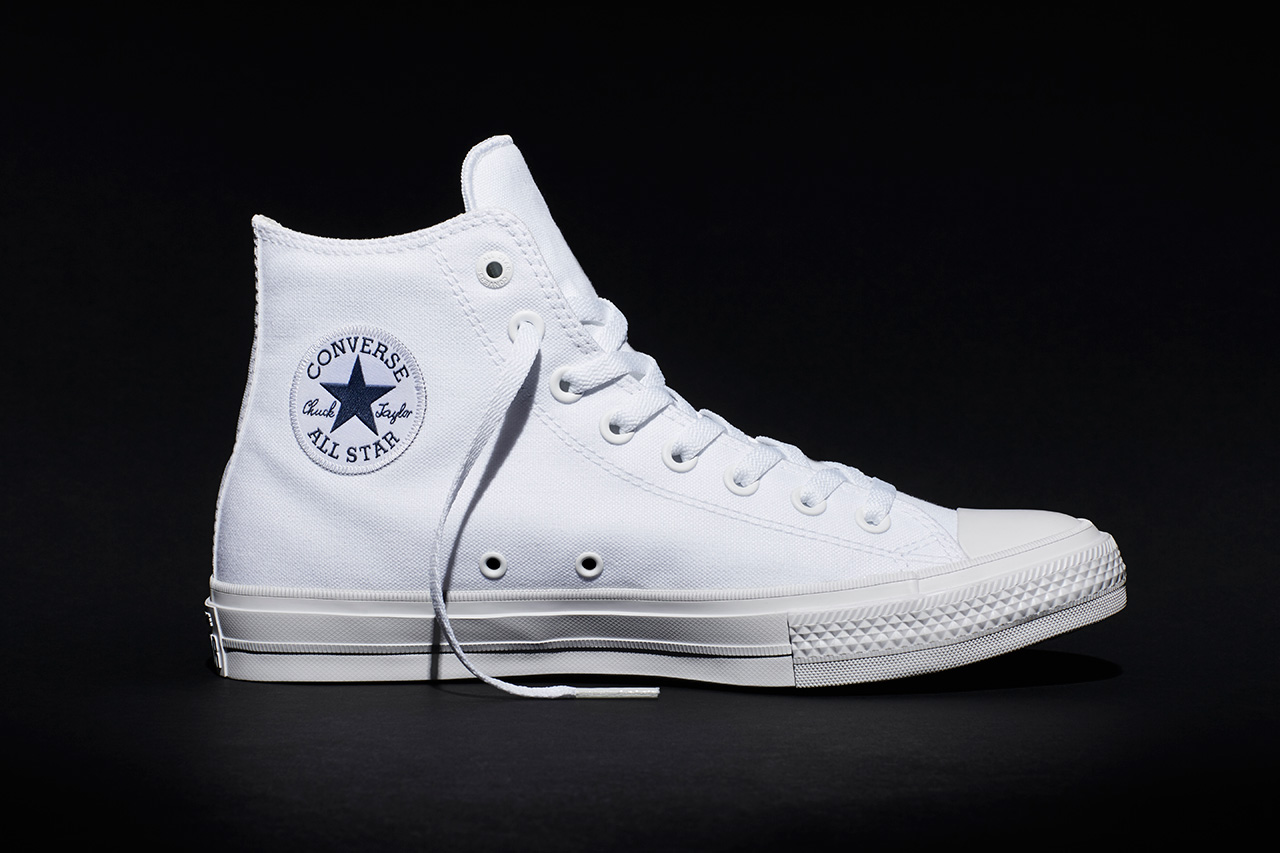 93f4ad514085f Converse Unveils the Chuck Taylor II. Here s What It Looks Like