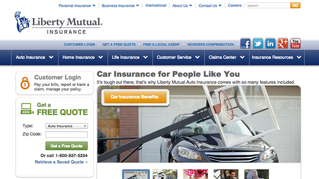 Liberty Mutual Auto Quote New Liberty Mutual Cuts List In Creative Review Adweek