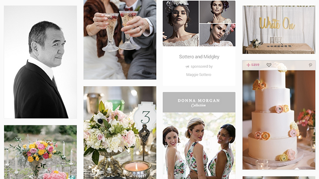 Wedding site lover launches first ad units just in time for peak donna morgan and more are signed up junglespirit Images