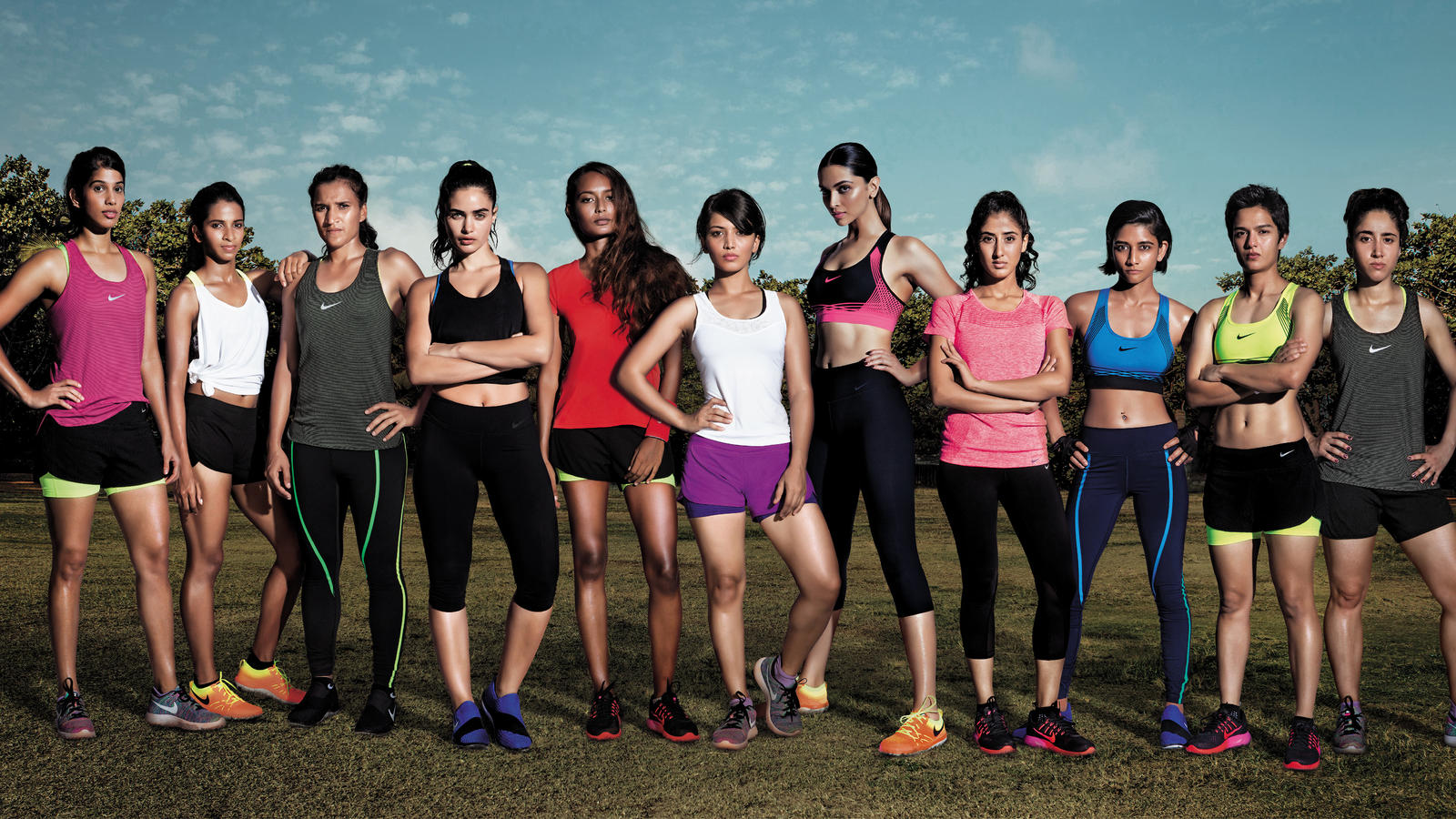 Ad Of The Day W K India S First Nike Ad Celebrates The Power Of Sport In Women S Lives