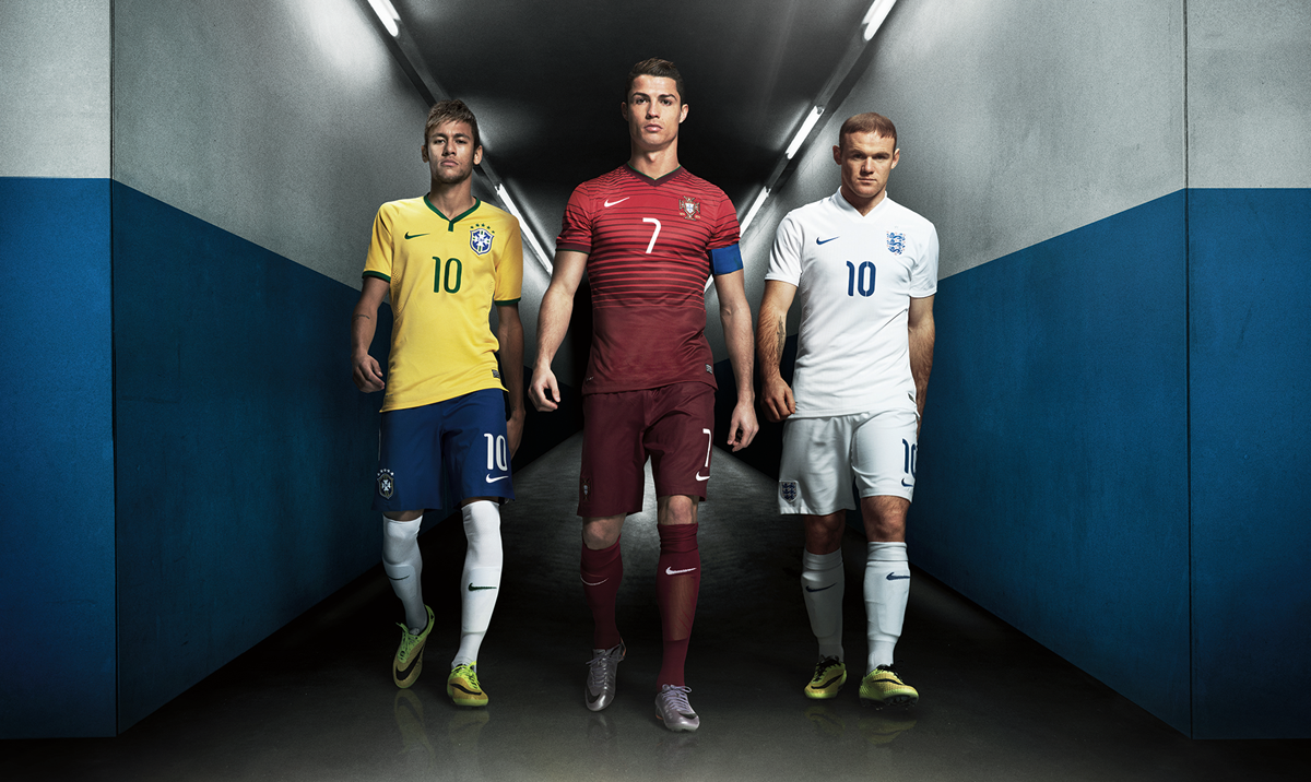 Ad Of The Day Nike Launches Risk Everything Campaign Ahead Of The 2014 World Cup
