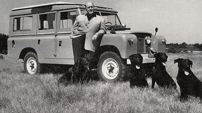 Land Rover's Evolution From Safari Wagon to Luxury SUV – Adweek