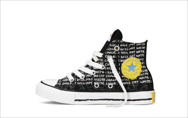 Court to Challenge Chuck Taylor Look-Alikes