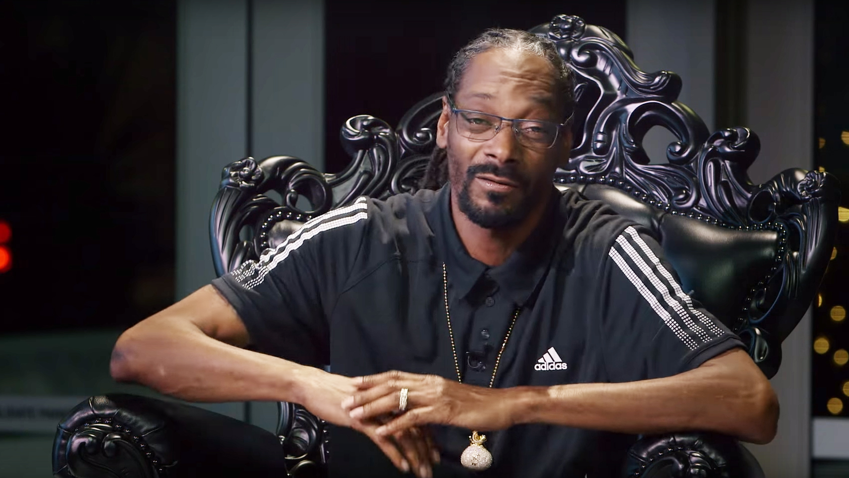 Adidas Gives Snoop Dogg His Own Football Talk Show As A Prelude To Super Bowl 50