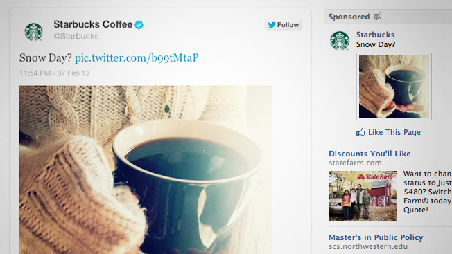 Coffee Giant Uses Clever Real Time Ad Buy