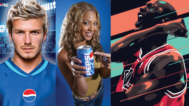 Why Celebrities Want to Be in PepsiCo's Ads – Adweek