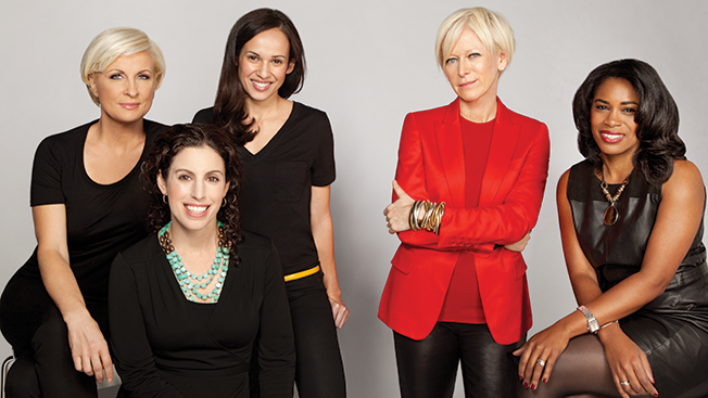 A Candid Conversation With 5 Women Leaders of Advertising and Media