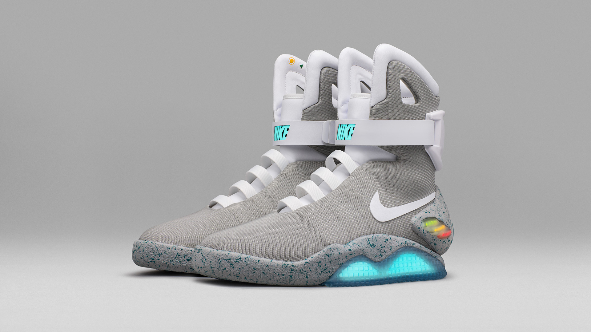 hot sale online 7a84d dae8c The Nike Mag Self-Lacing Sneakers Are Finally Here, but They re Only Making  89 Pairs – Adweek