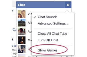 Facebook Testing Hide/Show Games In Chat Sidebar? – Adweek