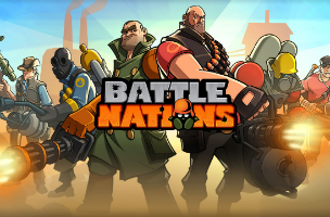 Battle Nations Launches On Steam With Team Fortress 2 Content