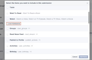 Top 5 Reasons Why Apps Are Rejected During Facebook's Login