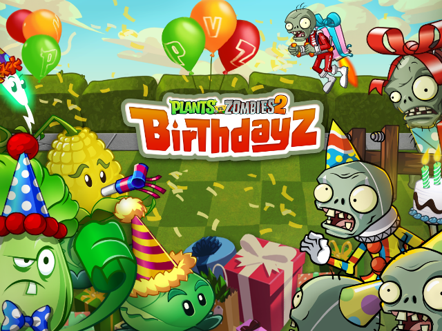 Plants vs zombies 2 receives update as franchise turns 6 adweek plants vs zombies 2 receives update as franchise turns 6 voltagebd Choice Image