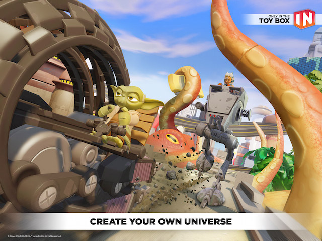 Disney Infinity 3 0 Toy Box Comes To Life On Mobile