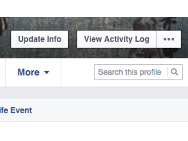 Facebook Testing 'Search This Profile' Feature – Adweek