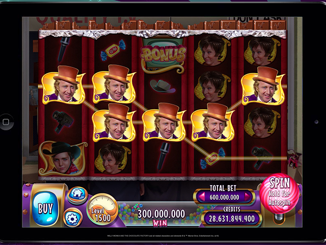 Willy wonka slots real money cuban casinos 1950
