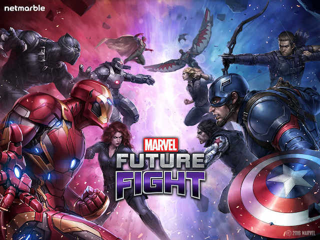 Captain America: Civil War Comes to Marvel Mobile Games – Adweek