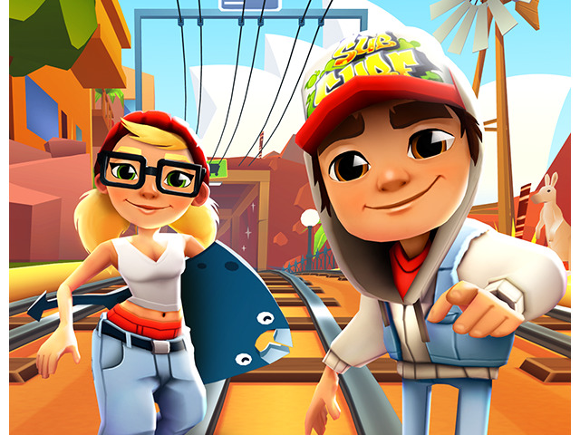 Report Subway Surfers Most Downloaded Google Play Game Ever