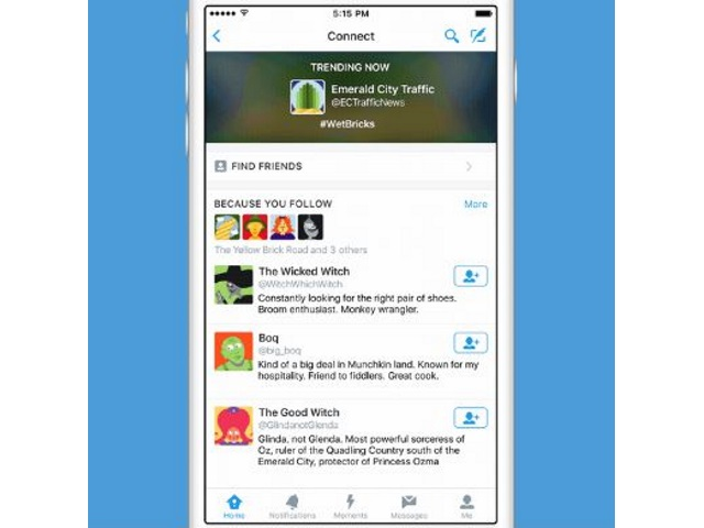 Twitter Launches Connect Tab for iOS, Android – Adweek