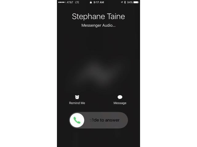 Messenger Audio, Video Calls Will Look Like Phone Calls to